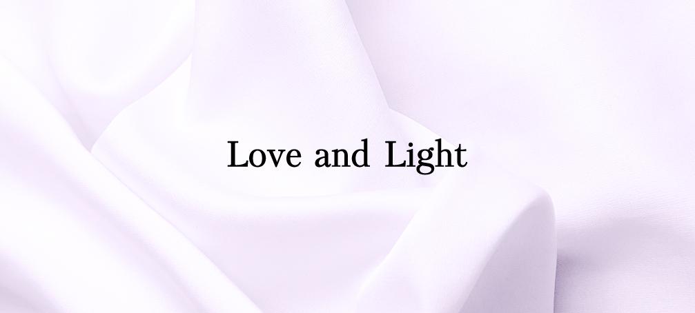 Love and Light ラブアンドライト イメージ